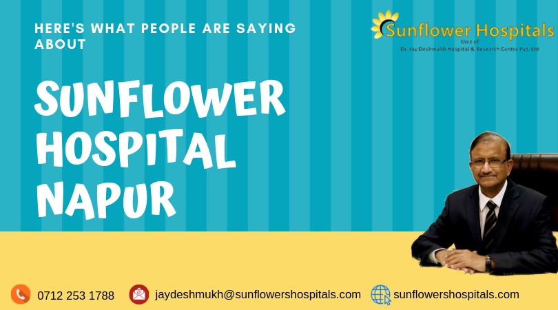 Sunflower Hospital Napur Dr Jay Deshmukh